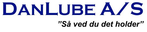 DANLUBE A/S
