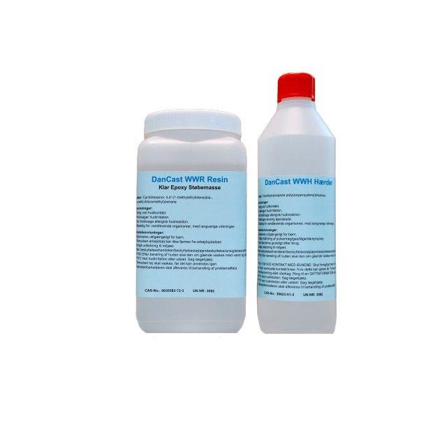 DanCast WWR Glasklar Epoxy Resin